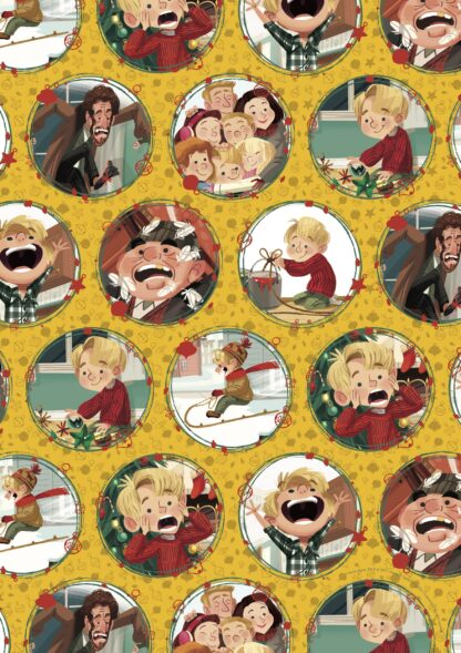 Home Alone Wrapping Paper